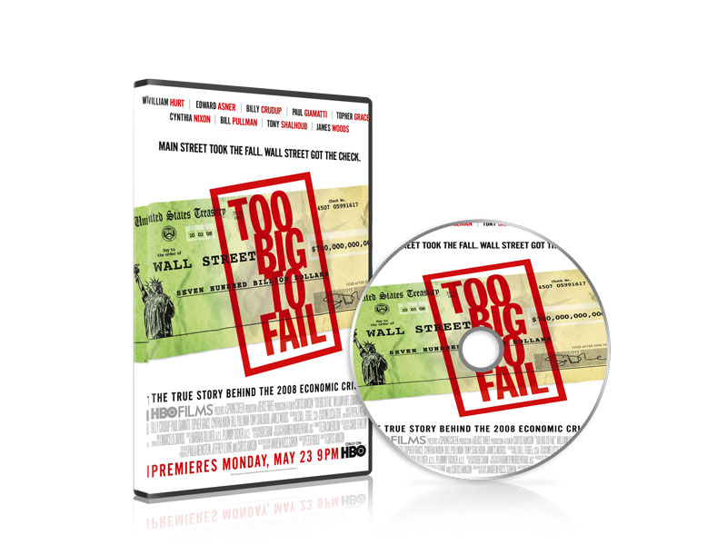 فیلم 2011 Too Big to Fail