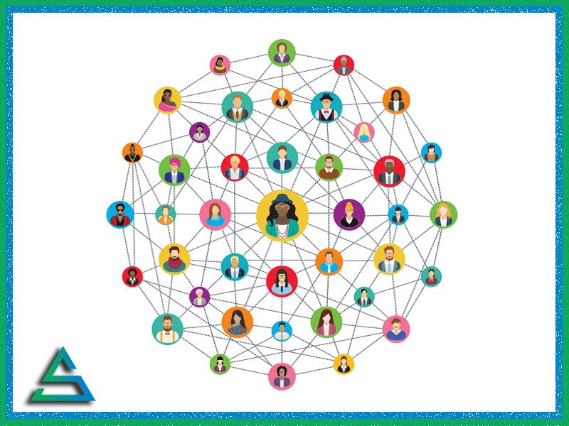 دایره ارتباط اجتماعی